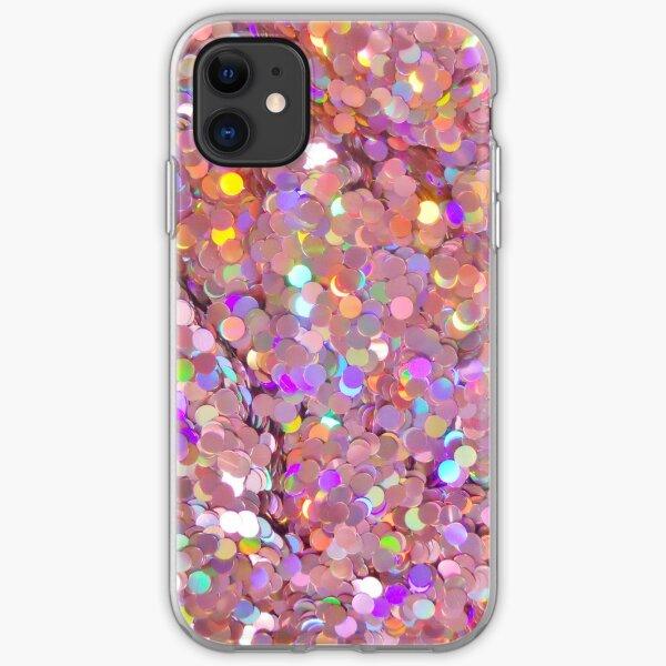 Glittery Phone Case iPhone Soft Case