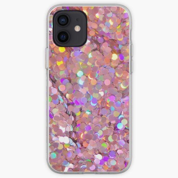 Glittery  iPhone Soft Case