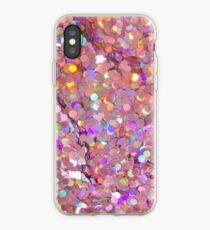 Vinilo o funda para iPhone Glittery Phone Case