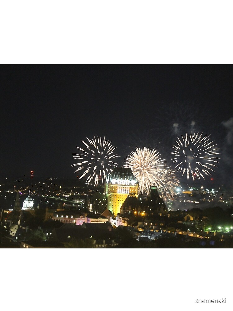 #Quebec, #Canada, Quebec #City, #Streets, #Buildings, #Places, #QuebecCity, #fireworks, #firework, #banger by znamenski