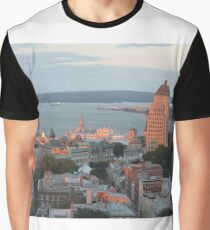 #Quebec, #Canada, Quebec #City, #Streets, #Buildings, #Places, #QuebecCity, #fireworks, #firework, #banger, #firecracker Graphic T-Shirt