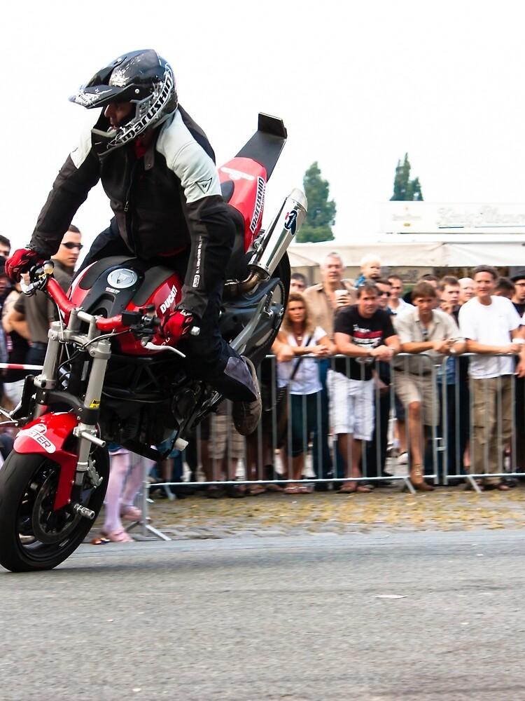 motorcycle stunt 005 by dirkhinz