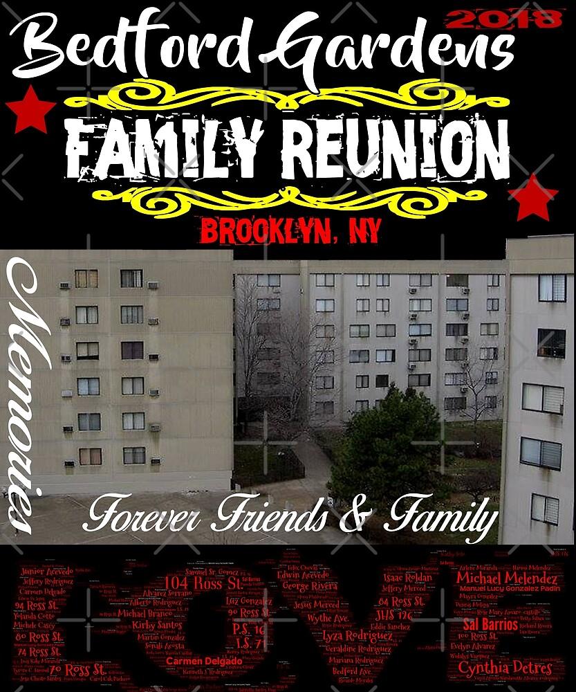 Family Reunion Bedford Gardens 2018 by Michael Branco
