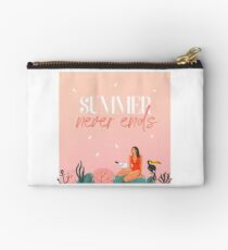 Summer never ends Studio Pouch