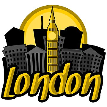London Skyline Sunrise by pda1986