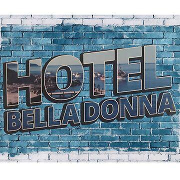 Hotel Bella Donna  by kardish