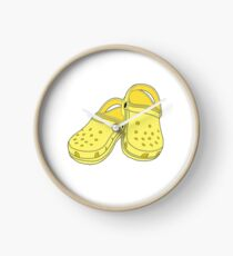 Reloj Crocs Shoe Lemon