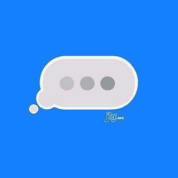 Texting Bubbles Tex Design by jlgrcreations05
