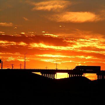 Sunset Glamour by umpa1