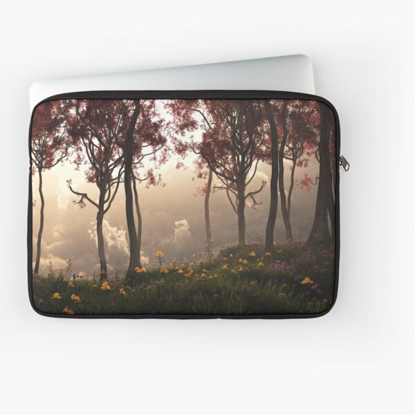 Skygate (Autumn) Laptop Sleeve