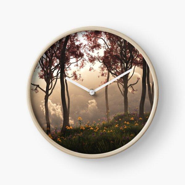 Skygate (Autumn) Clock