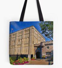 Norwich Castle Museum Tote Bag