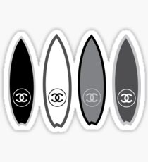 fashion surfboard Sticker