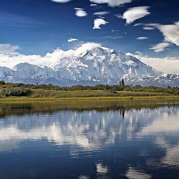 Mount Denali. by alex4444