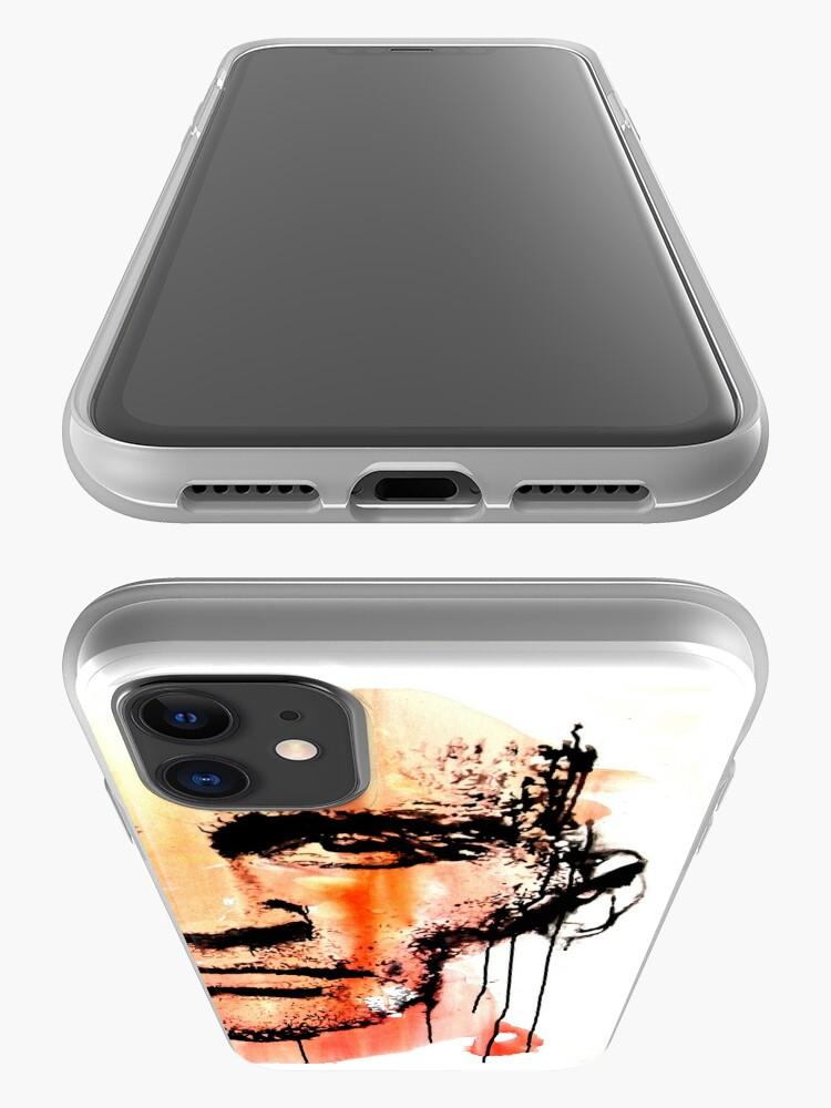 Alternative Ansicht von The fighter iPhone-Hülle & Cover