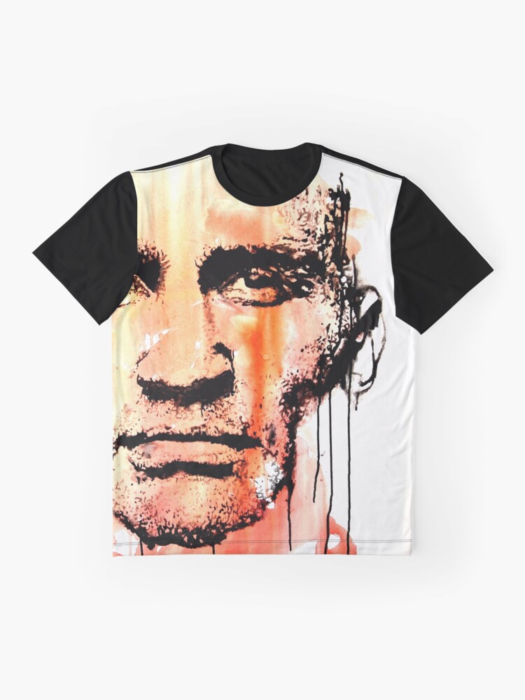 Alternative Ansicht von The fighter Grafik T-Shirt