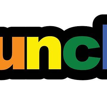 Gay Uncle Guncle Mug by albertellenich