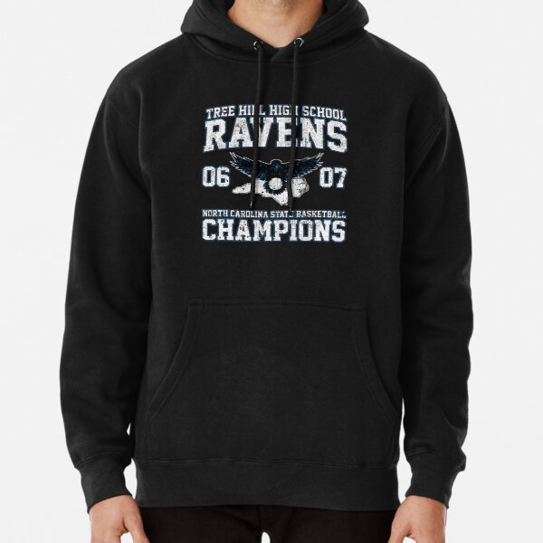Tree Hill High School State Basketball Champions Pullover Hoodie