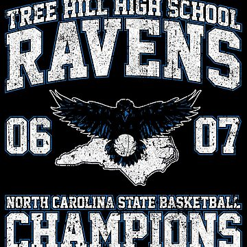 Tree Hill High School State Basketball Champions by huckblade