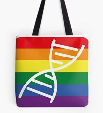 Admit color and live! Tote Bag