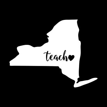 New York Ny Teacher Love by rkhy