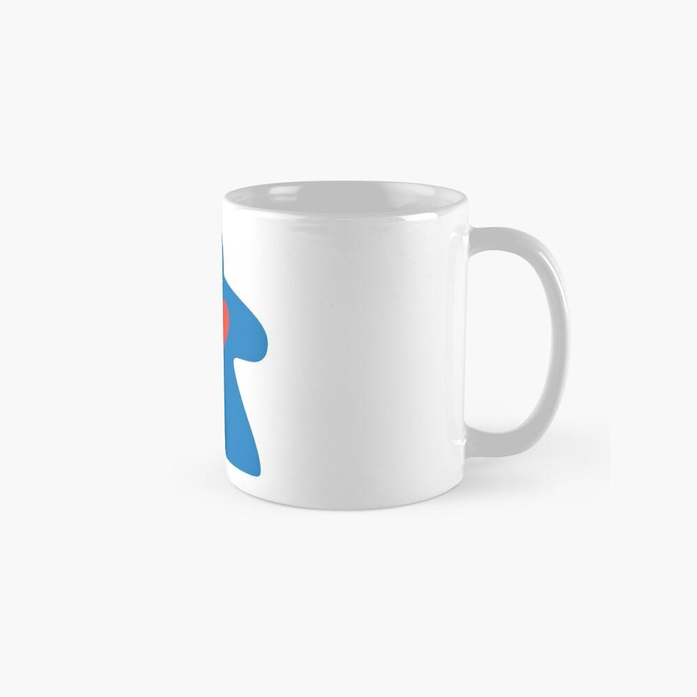 Meeple love - blue Mug