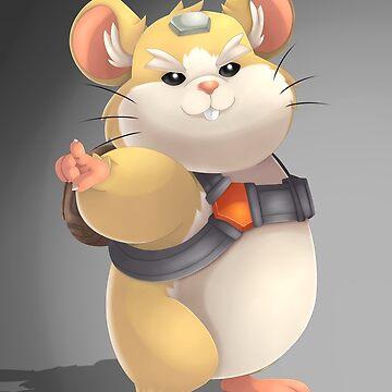 Hammond by ShinyhunterF