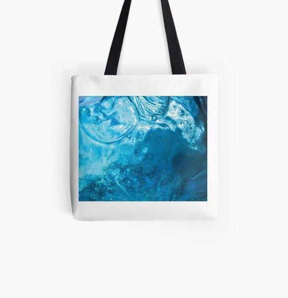 Ocean of Blue 2 All Over Print Tote Bag