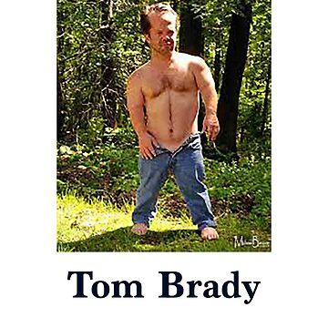 Tom Brady  by TobySmith