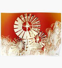 Windmills of My Mind Poster