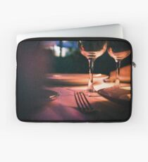 Wedding reception banquet party table  Laptop Sleeve