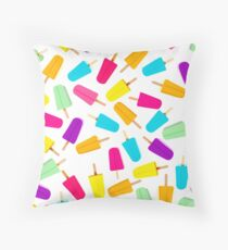 Summer Time Vibe  Throw Pillow