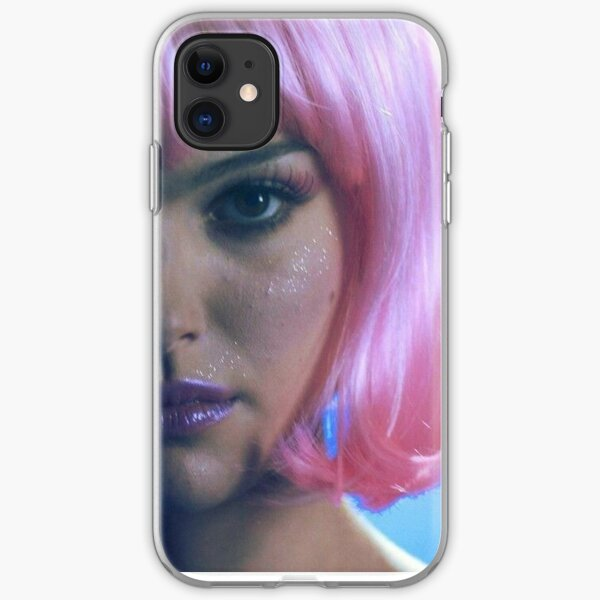 Natalie Portman - Closer iPhone Soft Case