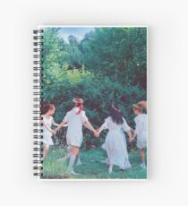 LOONA ++ Plus Plus Night Unit Spiral Notebook
