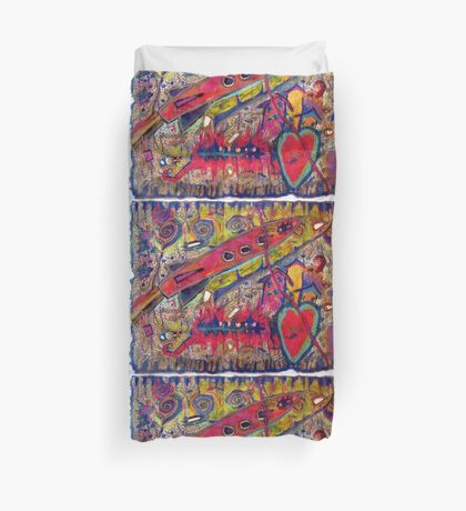 I Just Know That Something Good is Going To Happen! Duvet Cover