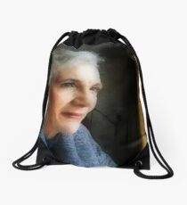 The Anchorite Drawstring Bag