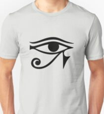EYE of Horus / Ra - ancient Egyptian symbol of protection Unisex T-Shirt