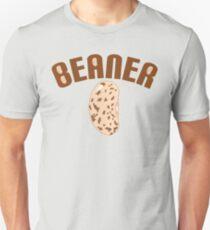 Big Bean Beaner - Beaner Logo with Bean  Unisex T-Shirt