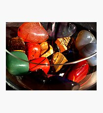 Candy Bowl Photographic Print