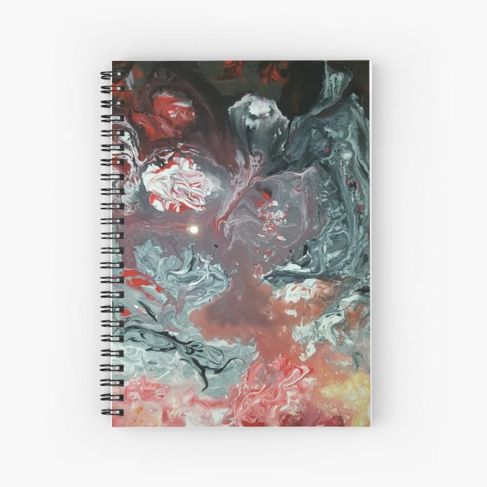 Maria // 2 Spiral Notebook
