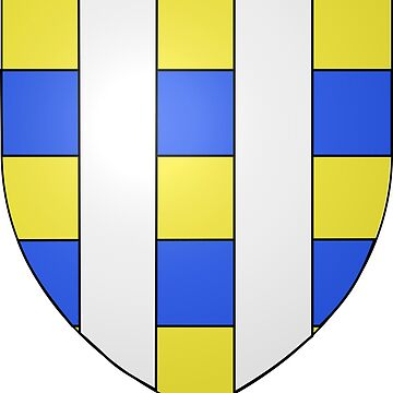 Coat of Arms of Vichy, France by PZAndrews