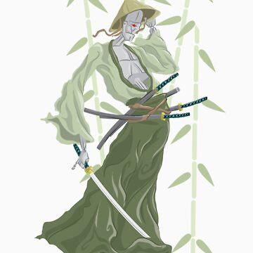 AR Samurai by Severedhand