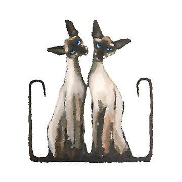 Siamese Twins by khairzul
