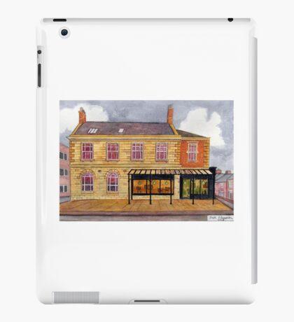 426 - FRAMEWORKS CAFE & SHOP, BLYTH - DAVE EDWARDS - WATERCOLOUR - 2018 iPad Case/Skin