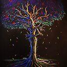Tree Goddess by Amadeux Way