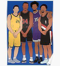 Duke's 2018 Draft Class Poster