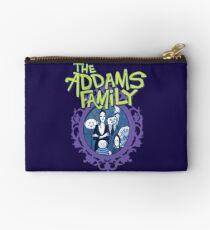 Addams Family The Musical Broadway Fernsehshow Theater spielen Studio Clutch