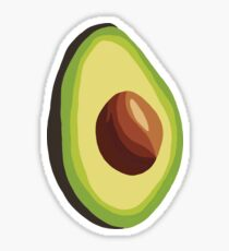 Hello, Avocado Sticker