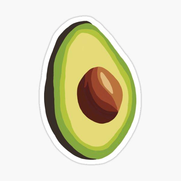 Hello, Avocado Sticker