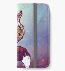 Space Fox iPhone Wallet/Case/Skin